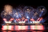 1-day Busan Fireworks and Ocean Tour Including Haedong Yonggungsa and Gwangalli