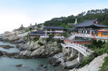Busan 1N at 5-Star Hotel and Half day Tour Including Haedong Yonggungsa, Yacht