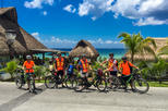 E-bike West Coast Snorkeling Tour