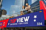 24-Hour NYC Downtown Hop-On Hop-Off Tour with Statue of Liberty Cruise