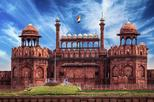 Private Delhi sightseeing tour and Rikshaw ride at Red fort