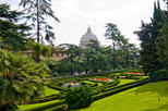 Vatican Gardens Open Bus Tour - skip the lines for Vatican Museums and Sistine Chapel