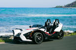 Half-Day Polaris Slingshot Rental in Maui Hawaii