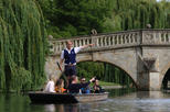 Punting Tour in Cambridge
