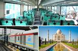 1 Day Trip To Taj Mahal (Agra) from Delhi By Gatimaan Express Train