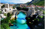 Mostar 2-Night Multiday Trip with Excursion to Kravice Waterfalls from Sarajevo, Dubrovnik or Split