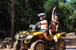ATV Extreme and Snorkel Combo Tour from Cancun
