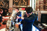 Beijing Brewery Tour by Tuktuk including Slow Boat Brewery Taproom and Great Leap Brewing