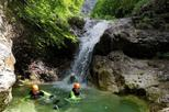 Adrenaline Canyoning Trip in Bovec, Slovenia