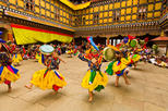 Bhutanese Cultural Dance Performance