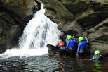 Edinburgh - Canyoning in Aberfeldy with Transport