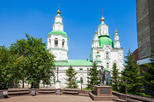 Private touPrivate tour of Krasnoyarsk with a professional guide