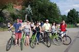 Evening 2h orientation Bike Tour of the Old Town and Wawel castle panorama