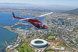 (3 DAYS 3ATTRACTION TOURS SPECIAL PRICE)HELICOPTER TOUR & WINELANDS &CAPE POINT