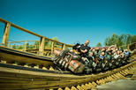 Walibi Rhone Alpes Park Admission Ticket