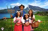Swiss dress up photo fun