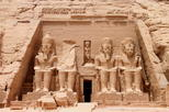 Magnificent Temples of Abu Simbel day tour by coach from Aswan