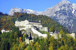 Eagle's Nest and 'The Where Eagles Dare Castle' of Werfen