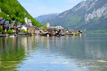 Hallstatt and 'The Where Eagle's Dare Castle' of Werfen
