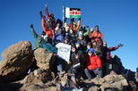 Climbing Mount Kenya - The second highest Mountain in Africa