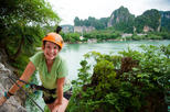 Half-Day Private Rock Climbing at Railay Beach Krabi