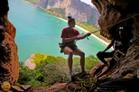 Rock Climbing and Caving Tours at Railay Beach in Krabi
