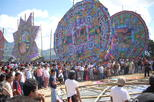 Day of the Dead Giant Kite Festival Cultural Experience