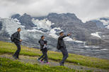 Jungfraujoch Top of Europe with Eiger Walk Day Tour from Lucerne