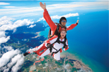 13,500ft Tandem Skydive over Motueka