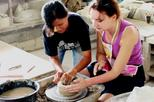 Bali Ceramics Workshop and Tanah Lot Sunset Half-Day Tour