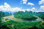 Private Guilin Day Tour Including Xianggong Hill And Li River With Raft Ride