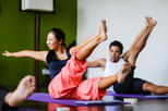 2 hour yoga and massage therapy package including 2 course meal in kuta 190781
