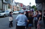 Saints and Sinners Walking Tour in New Orleans