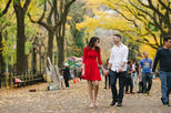 Styled Photoshoot in Central Park