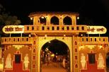 Self guided visit to chokhi dhani village including cultural dance in jaipur 399615
