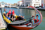 Aveiro Canal Cruise in Traditional Moliceiro Boat