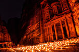 Amman Night  Layover: experience Petra by night tour