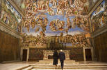 Alone in Sistine Chapel Exclusive Visit: Small-Group (You and Max. 14 others)