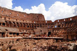 Colosseum Underground, Arena and Third Tier