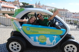Lisbon Moorish Tour by Twizy
