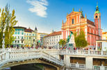 Europe - Croatia: Zagreb Super Saver: Ljubljana and Lake Bled Full-Day Tour and Walking Tour of Zagreb