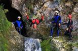 Bled and Bohinj Valley Canyoning Adventure