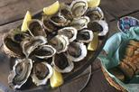 Tour of the regional specialities: wines, oysters, cheeses, olives, biscuits from Montpellier