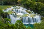 Europe - Croatia: Super Saver for Blue Cave Tour and Krka Waterfalls Trip from Split