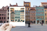 Warsaw Vintage Photo Tour With a Polaroid Camera