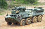 BTR-80&SHOOTING TOUR