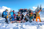 Freeride Snow Cat Trip, Dragobrat in Ukrainian Carpathians, 6 days with travel