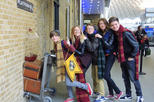 Harry Potter Magical London Walking Tour with Kings Cross Visit in London