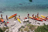 Brela Sea Kayaking and Snorkeling from Split