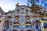 Barcelona Private Walking Tour including La Pedrera and Casa Batllo